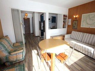 5 pers. 35 m² rdc étage Sud