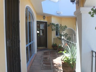 Stunning Spanish Style Home in Central Ajijic-Master Bedroom