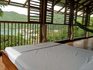Cabana El Caney Donde la Selva Tropical se encuentra con el Mar