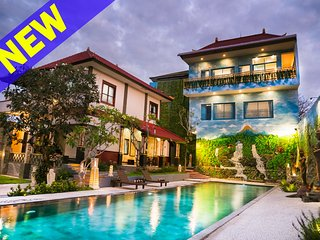 Crystaloka, 12 Bedroom Villa, Nusa Dua
