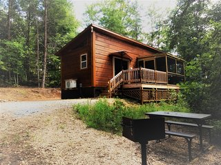 Wooded Tiny Retreat With Access To Large Shared Gazebo and Fire Pit!