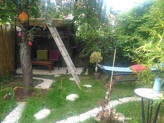 Beau Loft avec jardin