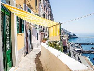 Amalfi ' La Finestra Sul Mare '