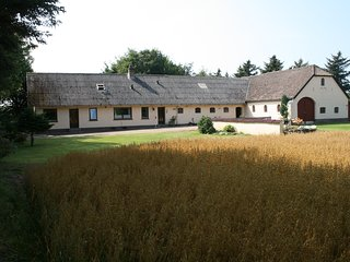 Cosy and Authentic farm close to the North Sea