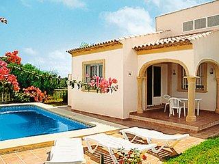 3 bedroom Villa in Xàbia, Valencia, Spain : ref 5652877
