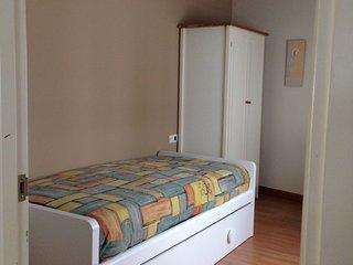 Apartamento de dos dormitorios en pleno centro