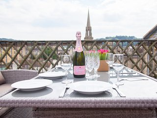 The Roof Garden Retreat, Central Bath (BSM)