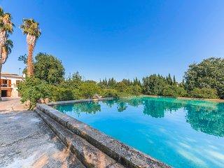 Villa Can Mir, piscina privada, wifi, tradición y naturaleza