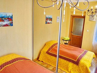 Double room in Kaunas