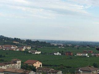 Vista dalla terrazza panoramica