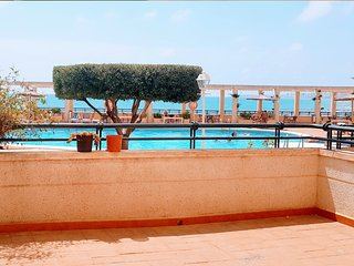 1ª Linea de Playa - Apartamento Maritimus