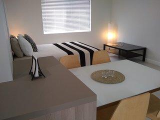 Cozy Studio2, near Wynwood, Brickell, Design District and the Beach
