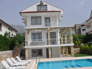 5 Bed Family Villa with Private Pool walking distance to Hisaronu