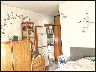 Cosy Apartment in green central area + many facilities