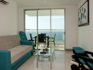 Brand new 2 Bedroom Beachfront Condo