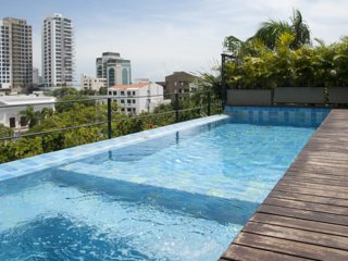 Luxury 2 Bedroom with Pool in Parque Los Novios