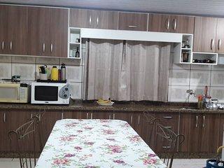 Aluguel de casa para temporada em Foz do Iguaçu.
