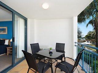Calypso Plaza Resort Units 215 & 217 COMBINED - Beachfront Coolangatta