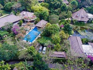 Villa Waru - an elite haven, 7BR, Nusa Dua-Tanjung Benoa