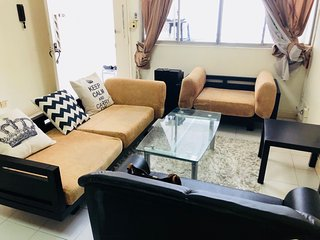 Modern, Luxurious and Cosy 1 Bedroom Apartment (Central Orchard) 2-6pax