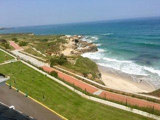 Atico primera linea de Playa,dos habitaciones