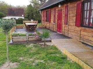 Gite proche du zoo de Beauval et des chateaux de la Loire