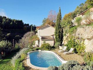 3 bedroom Villa in Grasse, Provence-Alpes-Cote d'Azur, France : ref 5650016