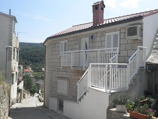 Studio flat Povlja (Brac) (AS-5644-a)