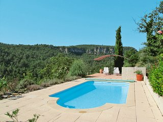 2 bedroom Villa in Châteaudouble, Provence-Alpes-Côte d'Azur, France : ref 56500