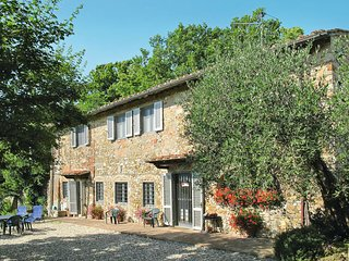 4 bedroom Villa in Montauto, Tuscany, Italy - 5651310