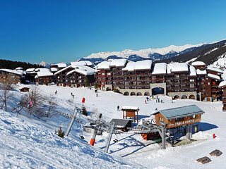 1 bedroom Apartment in Meribel Mottaret, Auvergne-Rhône-Alpes, France : ref 5653