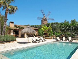 4 bedroom Villa in Santanyi, Balearic Islands, Spain : ref 5649778