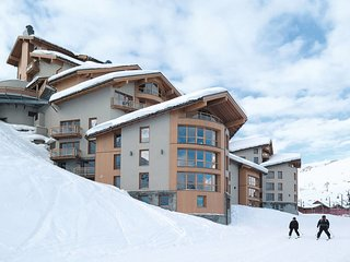 3 bedroom Apartment in Tignes, Auvergne-Rhône-Alpes, France - 5653324