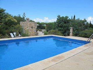 3 bedroom Villa in Algaida, Balearic Islands, Spain : ref 5649781