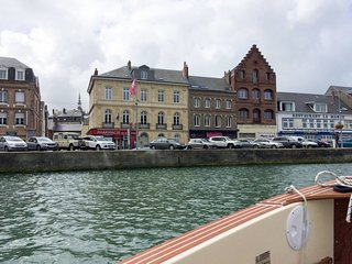 4 bedroom Apartment in Fecamp, Normandy, France - 5652950