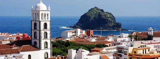 Visualizza Chiesa e Roque de Garachico dalla terrazza della casa