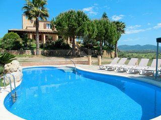 4 bedroom Villa in Son Carrio, Balearic Islands, Spain : ref 5649719
