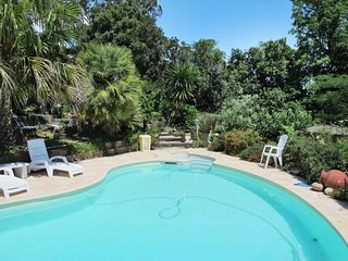 4 bedroom Villa in San-Nicolao, Corsica, France : ref 5649925