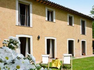 4 bedroom Villa in Sermugnano, Latium, Italy : ref 5651015