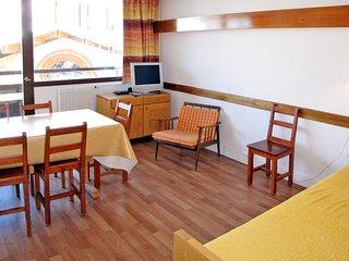 1 bedroom Apartment in Les Menuires, Auvergne-Rhone-Alpes, France : ref 5653105