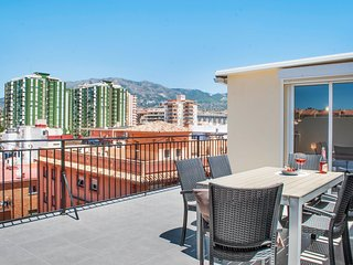 Beachside penthouse in Los Boliches Ref 126