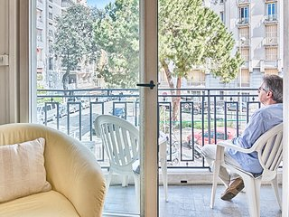 Le Trésor de Caffarelli-Nice:  2 bedroom apartment close to beach and shops