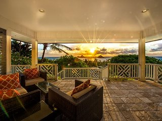 Kehaulani - Lanikai~ Stunning Ocean Views~ private residence