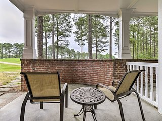NEW! Spring Lake Home - Patio w/Golf Course Views!