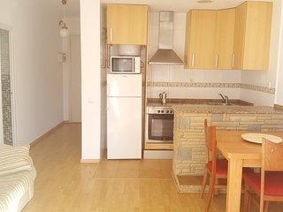 Acogedor apartamento de dos habitaciones