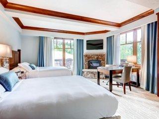 Double Room Ski Mountain View in Ritz Carlton Bachelor Gulch