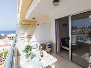 Costa Adeje Studio with Pool & Sea View