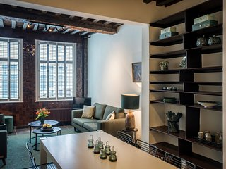 Luxury Holiday Home for friends and family in Bruges. Ideal for city trip!