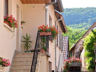 Le Gîte de Marguerite dans un cadre idyllique en Alsace