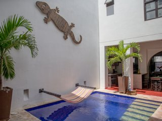 Santa Marta 5 BR Mansion in the Old City